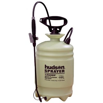 Poly Sprayer (HD Hudson 451-60183 Spitzenreiter 3 Gallon Poly Sprayer)
