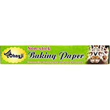 Okayji Baking and Cooking Parchment Paper, White
