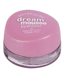 Maybelline Dream Mousse Eyecolor Eyeshadow - 05 Angelic Pink