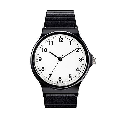 Ljf guarda i bambini studenti orologio al quarzo maschile guardare la tendenza sottile orologio impermeabile