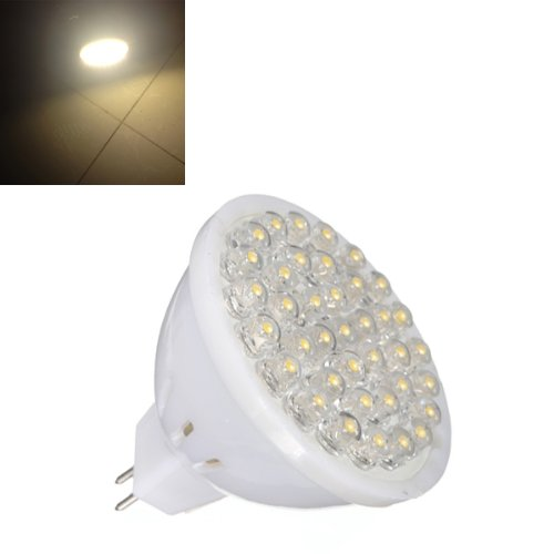 MR16 1,7 W Warmweiß High Power 38 LED Spot Lampe Lampen 220V.