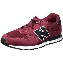 zapatillas new balance gm 500 piel negro mujer