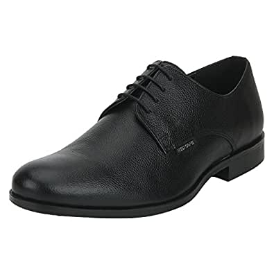 Red Tape Men's Black Formal Shoes - 10 UK/India (44 EU)(RTE0021A-10)