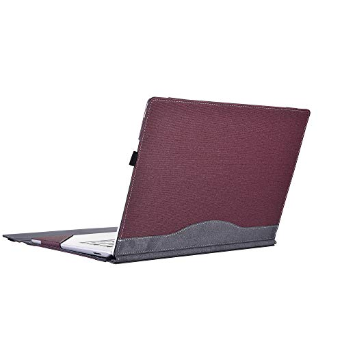 Für Lenovo Yoga C930 / 920/910 / 900 Hülle, PU-Leder abnehmbare Schutzhülle für Yoga 7 Pro/Yoga 6 Pro/Yoga 5 Pro/Yoga 4 Pro