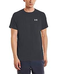 Under Armour Heatgear Run S/S T-shirt  Courtes Homme