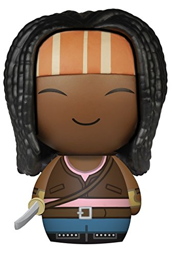 Figura Dorbz Walking Dead Michonne 8cm