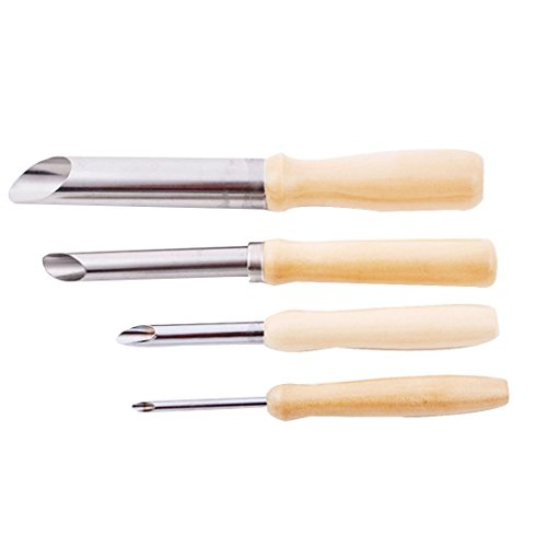 Milya 4 Keramik Sculpting Carving Modellierwerkzeug Tools Set Works Feinwerkzeug Set Keramik Ton...
