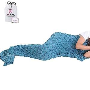 Mermaid coda crochet mermaid coda per adulti adolescenti - Pipi a letto da adulti ...