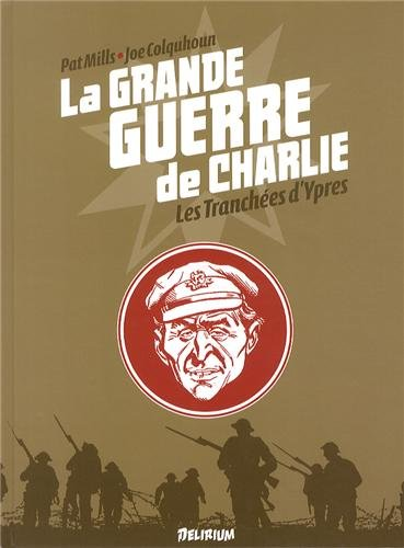 La grande guerre de Charlie, Tome 5 : Les tranchées d'Ypres