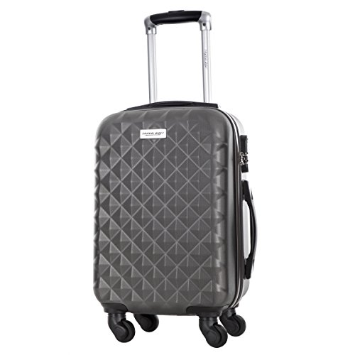 Valises Rigides Travel One Edison Gris S - Weekend