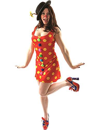 Clown Dress - Extra Large