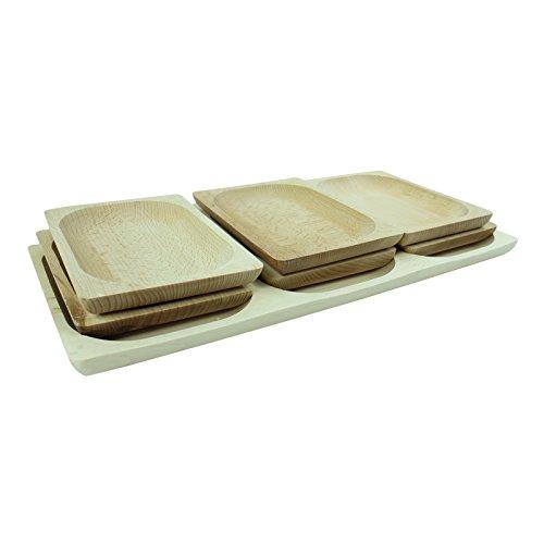 Obique Collezione Cucina in stile country Set 7 pezzi, 6