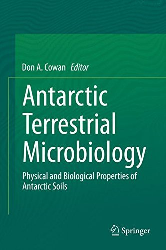 Antarctic Terrestrial Microbiology: Physical and Biological Properties of Antarctic Soils (2014-03-07)