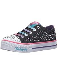 Skechers Mädchen Shuffles-Twirly Toes Sneakers