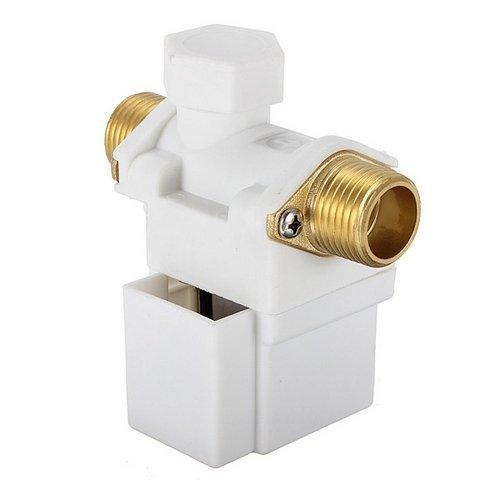 TOOGOO(R) DC 12V Elektro Magnetventil Ventil Electric Solenoid Magnetic Valve fuer Wasser - Heizung Ventil Magnetventil