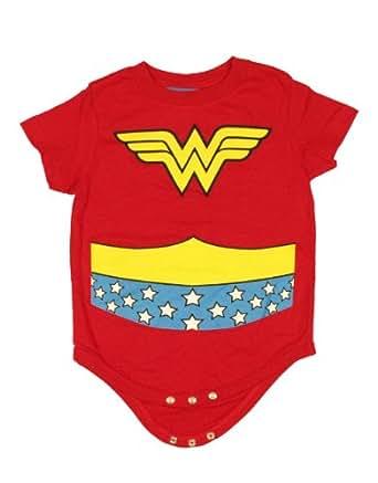 Wonder Woman - Body -  Bébé (garçon) 0 à 24 mois