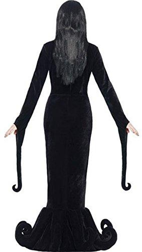 Imagen de ladies morticia addams family gótico halloween disfraz alternativa