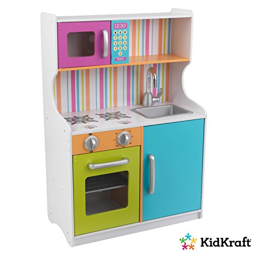 KidKraft Spielzeug-Küche in leuchtenden Farben