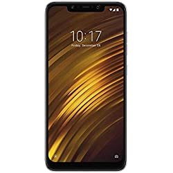Xiaomi Pocophone F1 4G 64GB Dual-SIM Black EU [imported version]