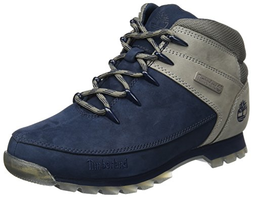 Timberland Men's Euro Sprint Chukka Boots, Blue (Black Iris), 8.5 UK