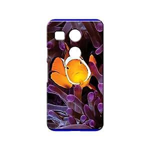 BLUEDIO Designer 3D Printed Back case cover for LG Nexus 5X - G6263