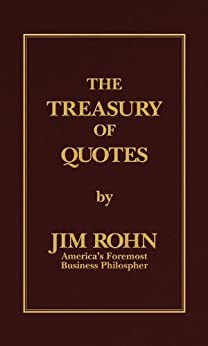 The Treasury of Quotes by [Rohn, Jim]