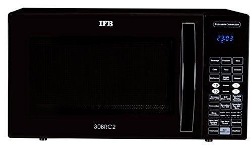 IFB 30BRC2 30-Litre Rotisserie Convection Microwave Oven (Black)