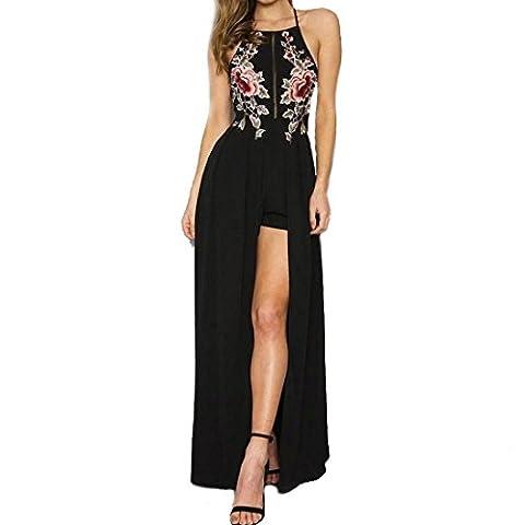 DAYLIN Women Long Maxi Cocktail Party Ball Gown Bridesmaid Dress