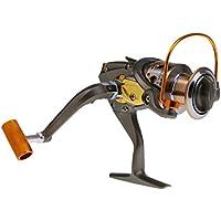 MagiDeal Carrete de Pesca Artículos Accesorios Deportivo Acuático Actividades Aire Libre Flexible Ajustable - 3000