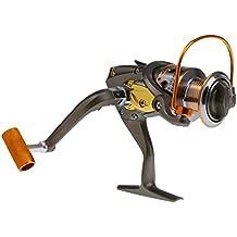 MagiDeal Carrete de Pesca Artículos Accesorios Deportivo Acuático Actividades Aire Libre Flexible Ajustable - 4000