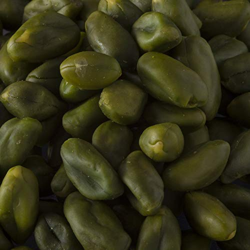 Pistazien Nüsse & Saaten, ganz, 1a grün, ohne Schale, zum Knabbern & für Desserts, 50g - Bremer Gewürzhandel