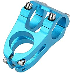 Joloy 31.8mm Vástago de aleación de Aluminio de Bicicletas Mountain Bike MTB Accesorios de Bicicletas Bicicletas Barra de la manija del vástago del vástago