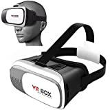 ACME MOBILE ACCESSORIES- Plastic Version Google Cardboard Adjust Cardboard 3D VR Headset 3D Glasses Adjust Cardboard VR BOX 3D Glasses For 4.7-6.1 Inch IPhones & Android Phones