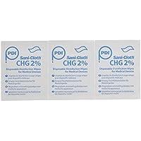 PDI Sani-Cloth CHG 2% Wipes, Pack of 100
