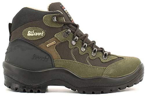Grisport scarpe scarponcini trekking 10694 caccia raccolta funghi neve (39)