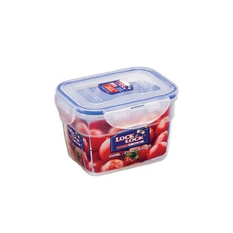 Lock & Lock Nestable HPL312 Multi-Use Food Storage Box 800 ml
