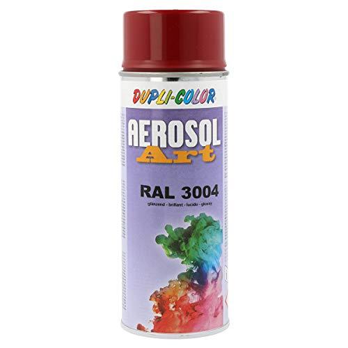 Dupli-Color 732973 Aerosol Art Ral 3004 glänzend 400 ml
