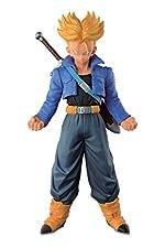 Dragon Ball Z Master Stars Piece The SS Trunks Figurine