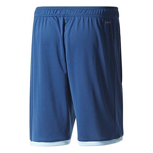 adidas Herren Court T-Shirt Blue Night/Icy Blue/Clear Onix