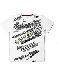 Guess T-Shirt Bimbo Art L81I06 I3Z00 TWHT Colore Foto Misura A Scelta 11a9a64773ed