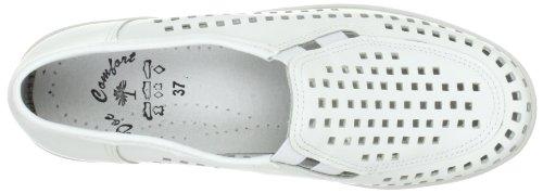Doc Comfort 348821, Chaussures basses femme Blanc-TR-SW237