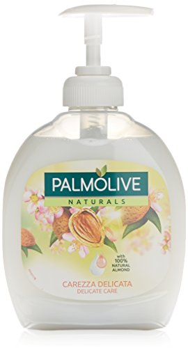 Health & Beauty Bath & Body 2 X Palmolive Natural Delicate Care Nourishing Liquid Handwash Almond Milk 300ml