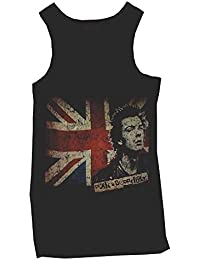 Sid Vicious - Punk & Disorderly Wifebeater Herren