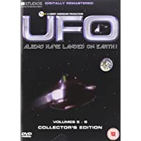 UFO - Volumes 5-8 Collector's Edition