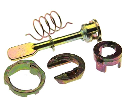 Kit de reparación de la cerradura (bombín y tirador) de la puerta delantera derecha, 6N0837223A