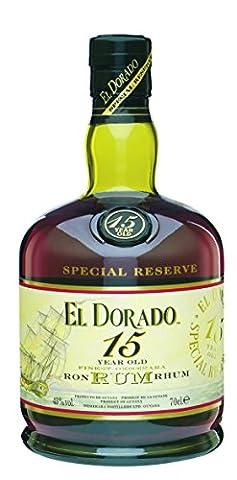 El Dorado 15 Year Old Old Special Reserve Rum, 70