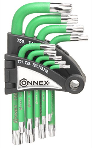 Connex Premium-Werkzeugkoffer/Steckschlüsselsortiment KFZ, 160-teilig, COXBOH600160 - 5
