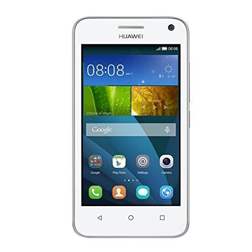 Huawei Y3 - 4GB - Dual Sim - Weiß