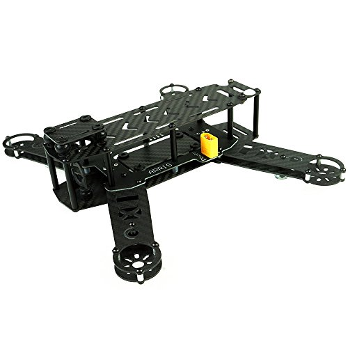 ARRIS X-Speed FPV250 Pure Carbon Fiber Racing RC Drone Quadcopter Frame FPV 250 Racer for 1806 KIT (Not Assembled) Arri Studio