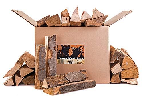 Axtschlag Räucherholz, Smoker Wood Buche - Beech, Holz, 10 kg